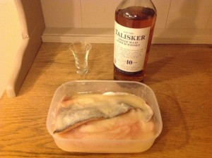 Trout and Talisker